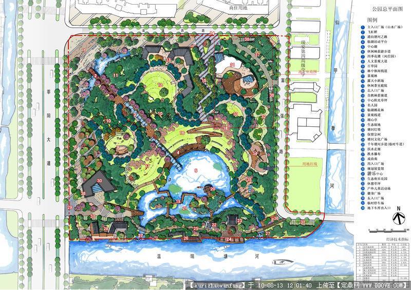 城市规划平面图