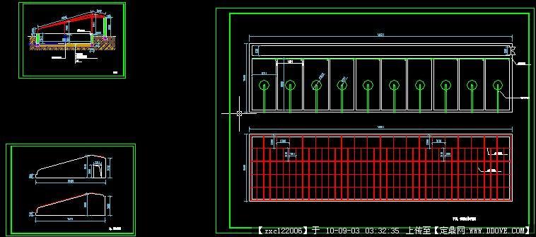 小桥 温室大棚设计图的下载地址,建筑方案图纸,其他建筑,建筑设计