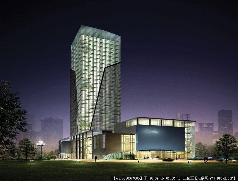 高层建筑设计图集平面设计南京v高层58图片