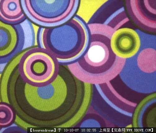 作业 色彩构成作业 明度九调和色相对比 色相对比 纯度得比谁