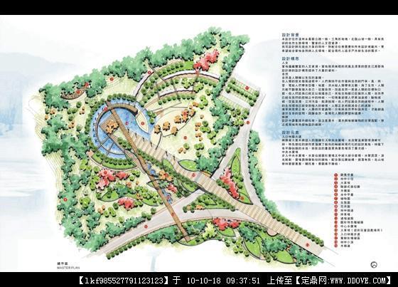 收集的园林平面图的图片浏览