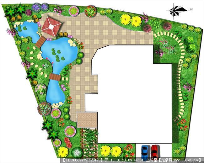 古典园林平面图,苏州园林平面图,cad园林平面图,园林平面图