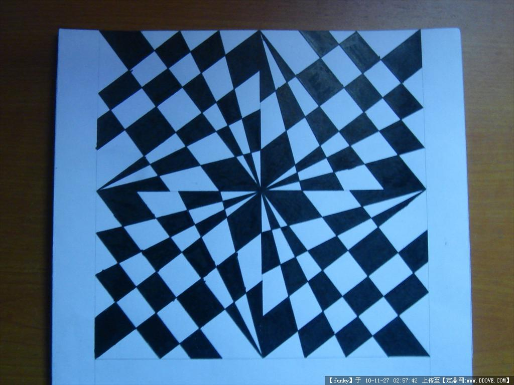 平面构成/黑白平面构成图_近似平面构成黑白图_肌理平面