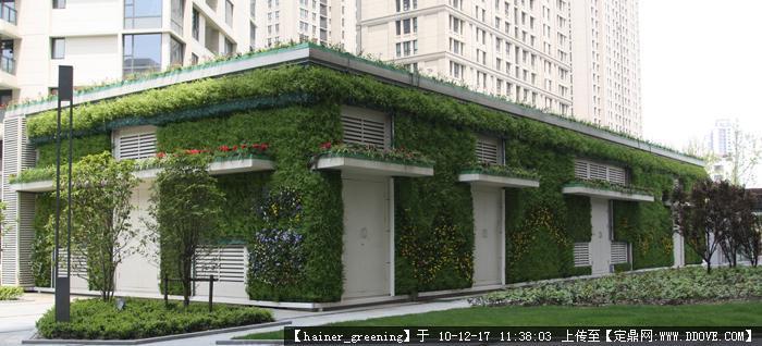 垂直绿化技术革新的详细内容,园林景观设计施工图纸资料下载