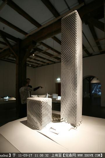 一些参数化设计的概念图 国外建筑效果72张 中图