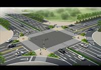 效果图/刚做的道路景观绿化效果图3张/大图...