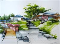 中国 西安/马克笔手绘效果图/2005510135149387.jpg