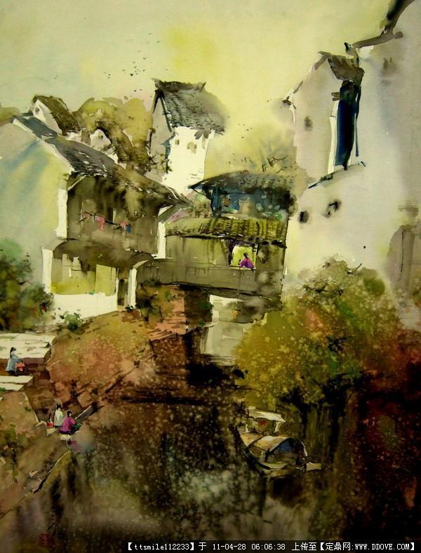 2007年建筑学手绘作品大赛作品 持续更新