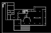 别墅CAD图(要点哈特别墅)有哪些吐根景观设计庭院名作图片