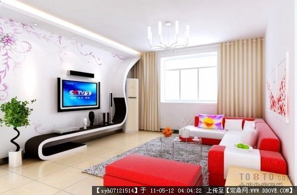 室内装饰效果图11张的下载地址