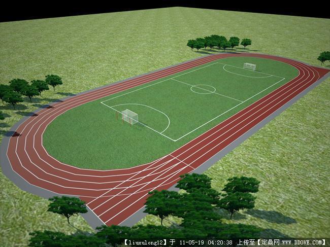 五人制足球场效果图的图片浏览,建筑效果图,公