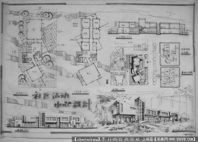 2008Revit全国大学生建筑设计优秀v全国集()刃怎么锯图纸获得图片
