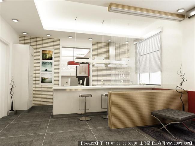 室内设计 样板房效果图7张的图片浏览,室内效果图,住宅样板,