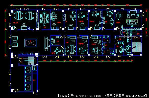 完善的工装cad图纸()的建筑面积上吗图纸准图片